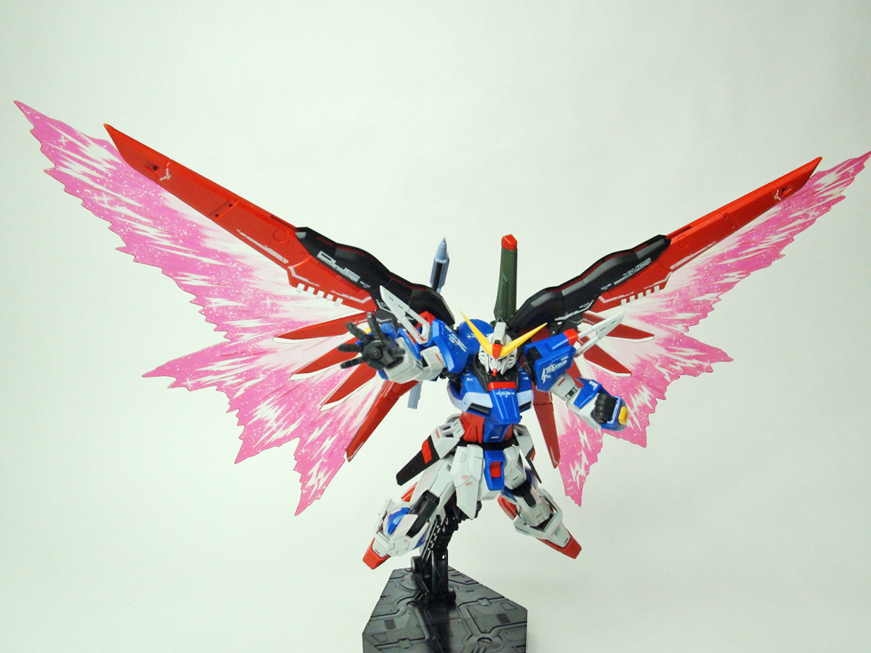 ディスティニーガンダム光の翼
