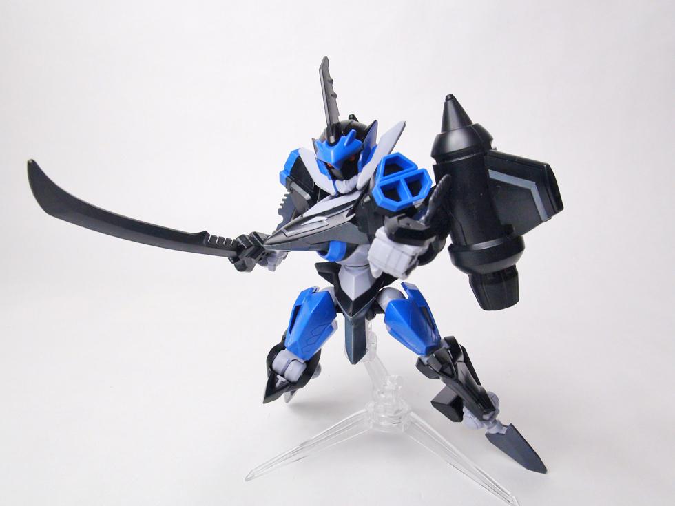 バルダイバー武器「鉄刀・機鬼丸」