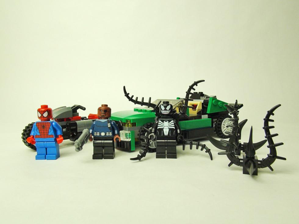legoスパイダーマン