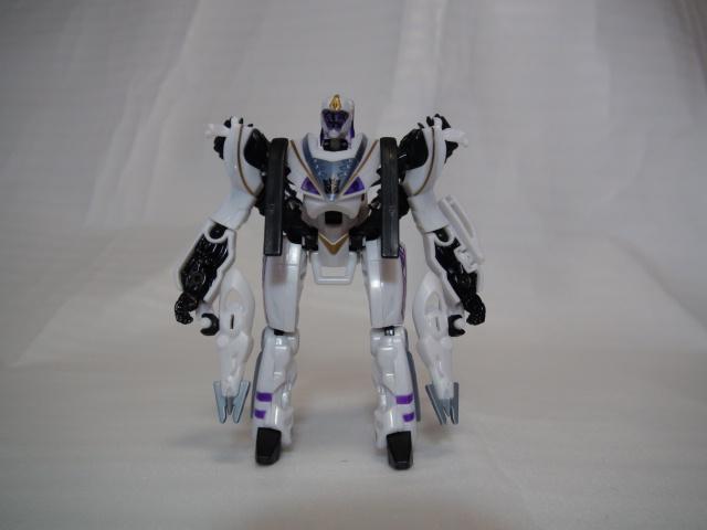 アイスピックロボットモード