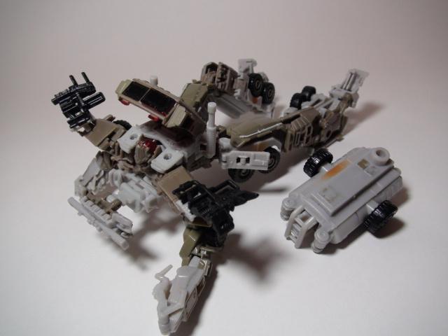 メガトロン、トランスフォーム