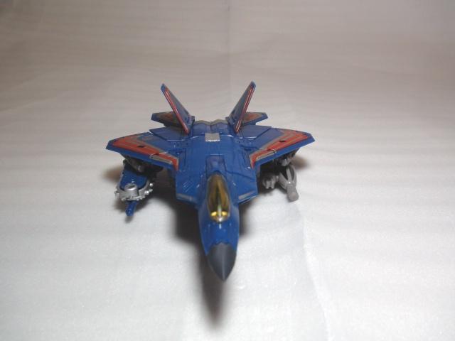 DD-08サンダークラッカービークルモード正面