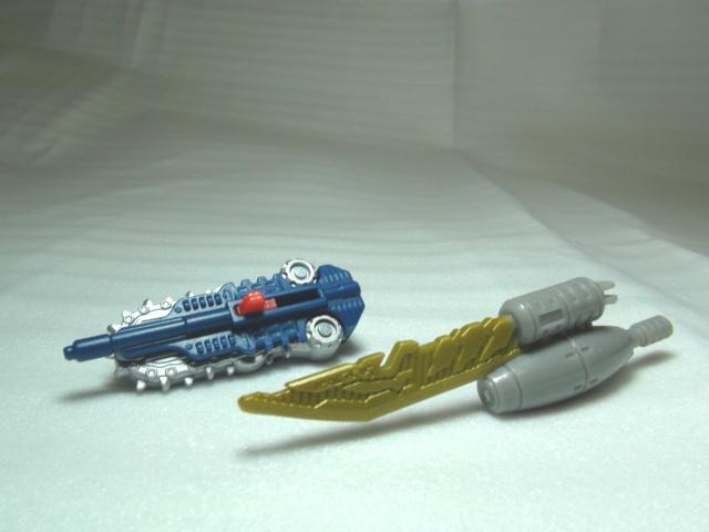 DD-08サンダークラッカービークルモードメックテック武器
