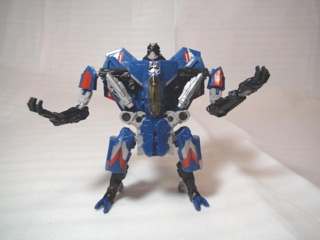 DD-08サンダークラッカーロボットモード