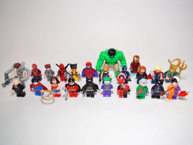 legoスーパーヒーローズ