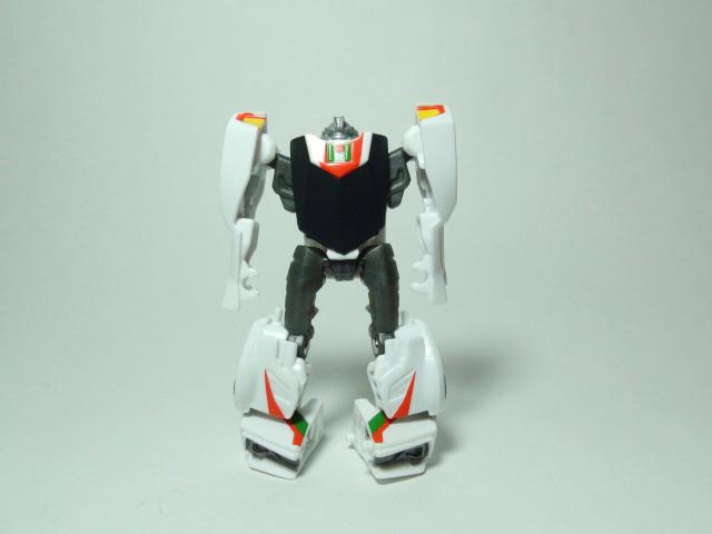 EZコレクション、ホイルジャック、ロボットモード
