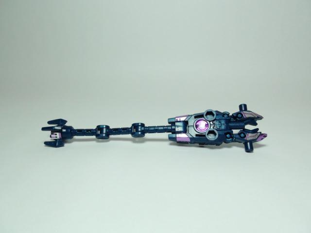 アームズマイクロンのゾリ武器モード
