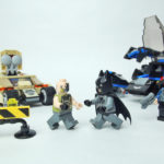 LEGO バットマンVSベイン タンブラー・チェイス