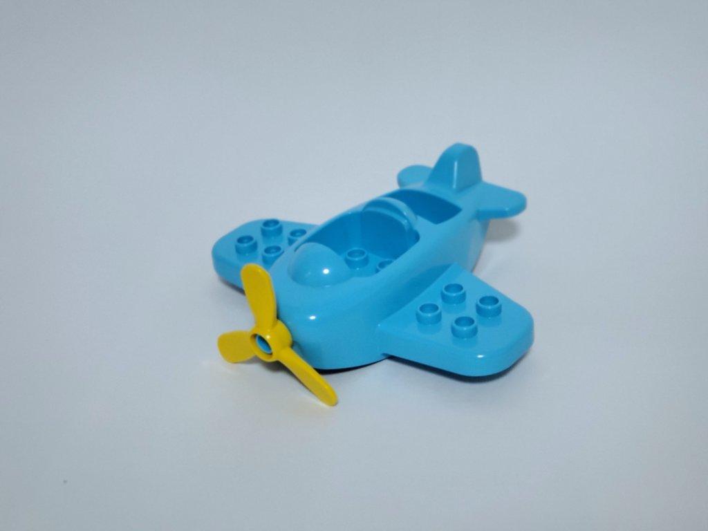 lego duploミッキーとミニーのホリデーハウス飛行機